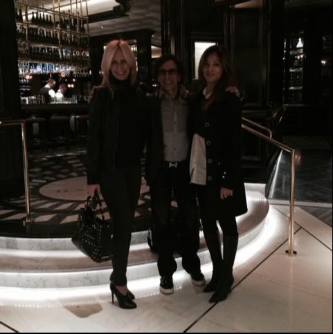 Angela Lester & Lynn Hancock of the Hakkasan Group in Las Vegas